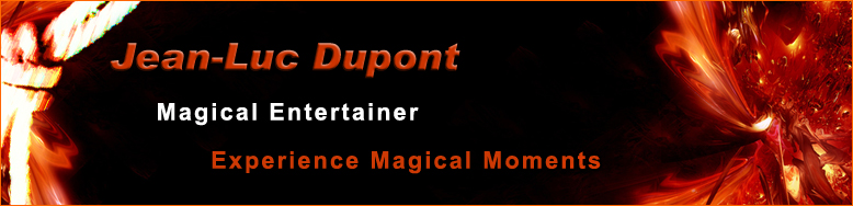 Jean-Luc Dupont Magical Entertainer